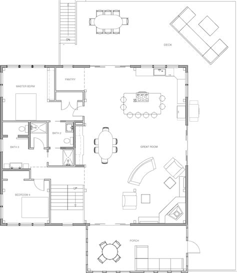 barn home ideal floor plan pole barn home