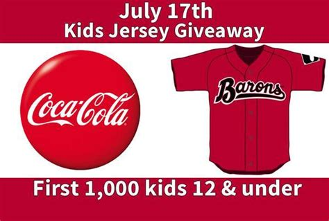 White Sox Jersey Giveaway - birmingham barons aa 2015 sga s chicago white sox affiliate