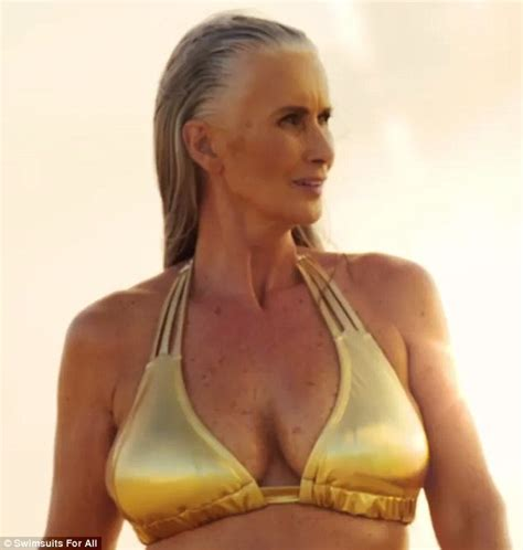 women at age 56 years old 56 year old model makes history as the oldest person to