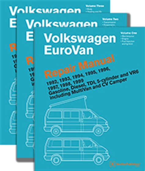 vehicle repair manual 1997 volkswagen eurovan on board diagnostic system eurovan cer repair manual diveupload