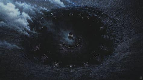 dark post apocalyptic worlds  yuri shwedoff demilked
