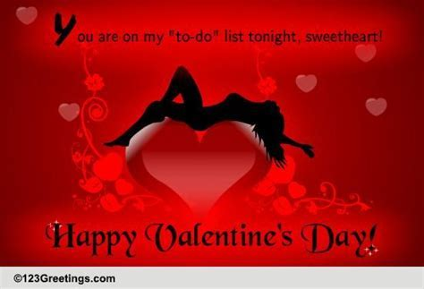 Happy Valentine's Day Sweetheart! Free For Him eCards