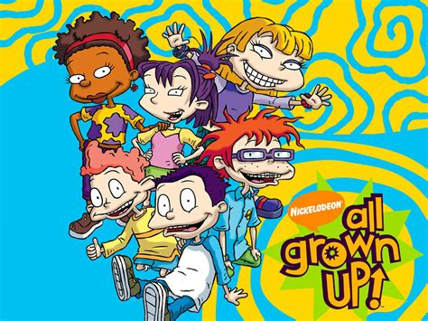 rug rats rugrats all grown up images rug rats all grown up hd wallpaper and background photos 30093260