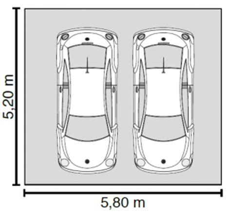Maße Garagentor Doppelgarage 798 by Ma 223 E Garagentor Doppelgarage Doppelgarage Mit Abstellraum