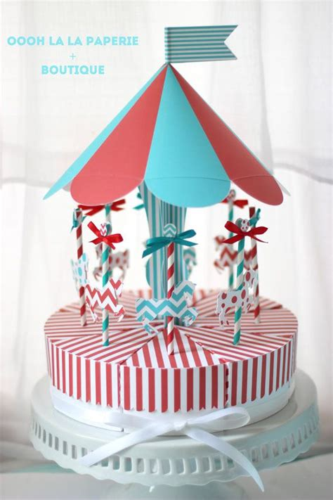 merry go template made to order bright and cheery merry go carousel