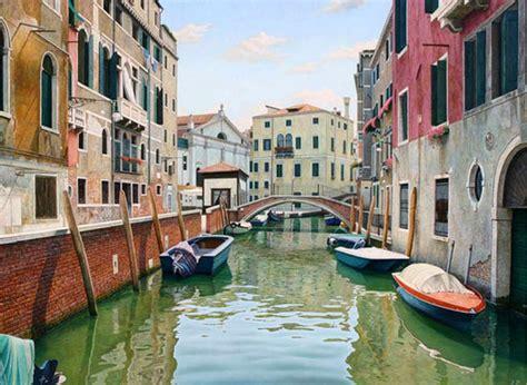 Imagenes De Paisajes Venecianos | pintura moderna y fotograf 237 a art 237 stica galer 205 a paisajes
