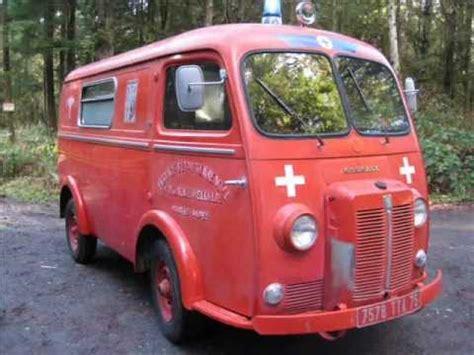 peugeot d4b ambulance