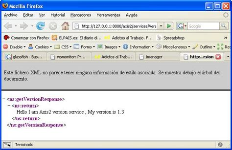 tutorial java glassfish monitorizaci 243 n de web services con glassfish wsmonitor