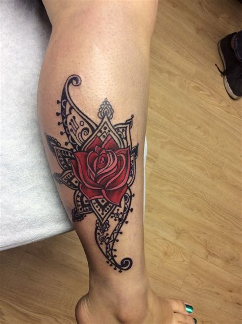 henna type tattoos flower with henna style tribal boonsboro md talon