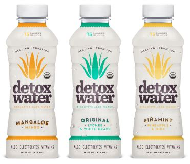Superleaf Detox Water by Distribution Roundup Detoxwater Expands Nationally