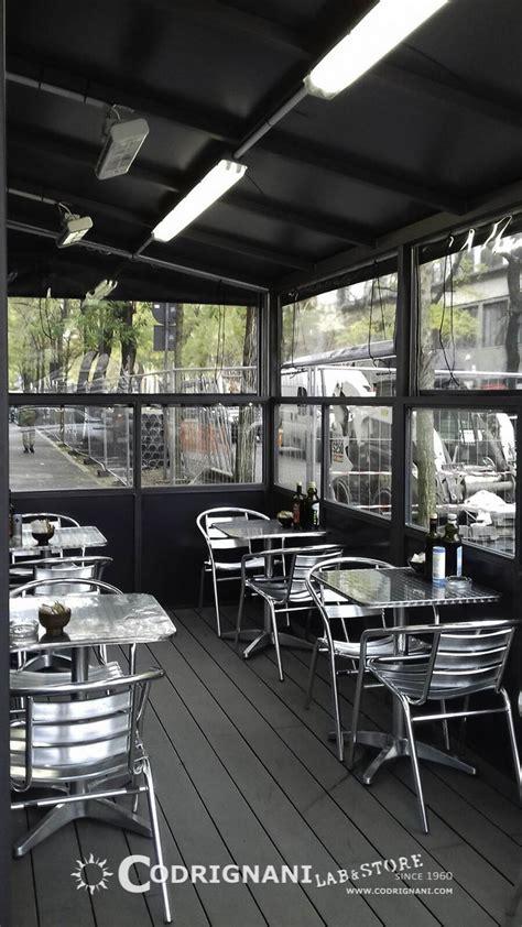 gazebi esterni per bar coperture per esterno bar
