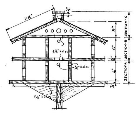 plans for purple martin house martin bird house plans luxury build your own purple martin house new home plans design