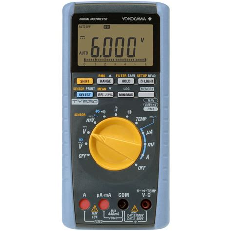 Multimeter Yokogawa digital multimeter ty530 digital multimeters portable