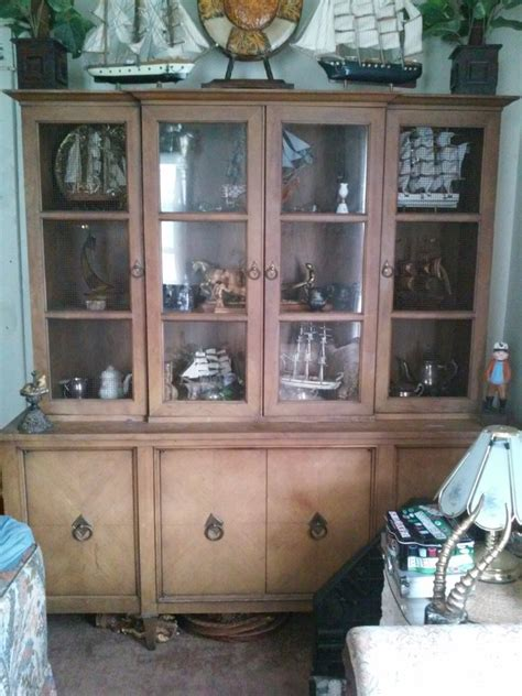 I Have A Hutch Cabinet Made By Century Furniture, And I Am Trying To Find O My Antique