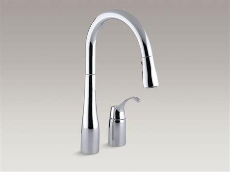kohler simplice kitchen faucet standard plumbing supply product kohler k 647 cp