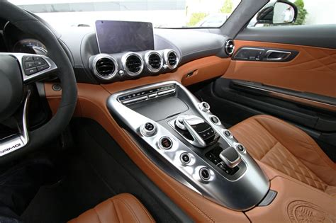 Giotona Gt 7414 Brown Black Leather would you want your mercedes amg gt in black