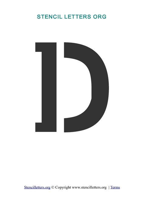 stencil template a z letters in pdf stencil templates style 1 stencil