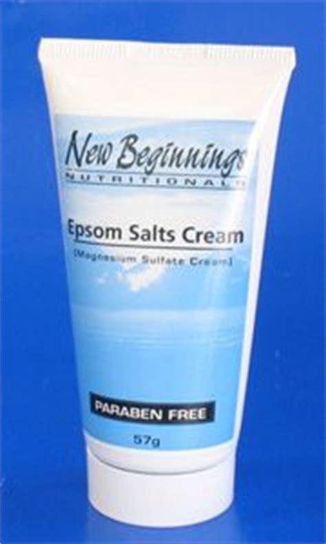 Magnesium Sulfate Bath Detox by Epsom Salts Magnesium Sulfate Autism