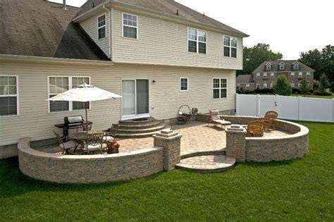 hardscape designs for backyards triyae com backyard hardscape designs various design