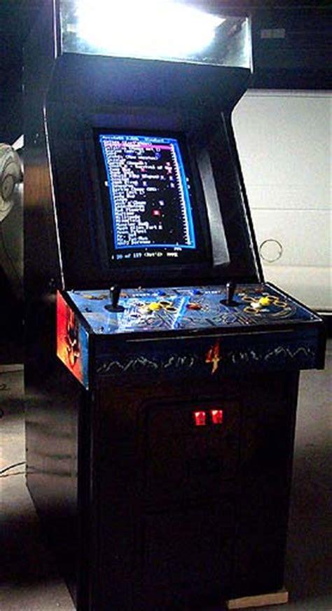 Mortal Kombat Cabinet by 9th One Mortal Kombat 2 Cabinet