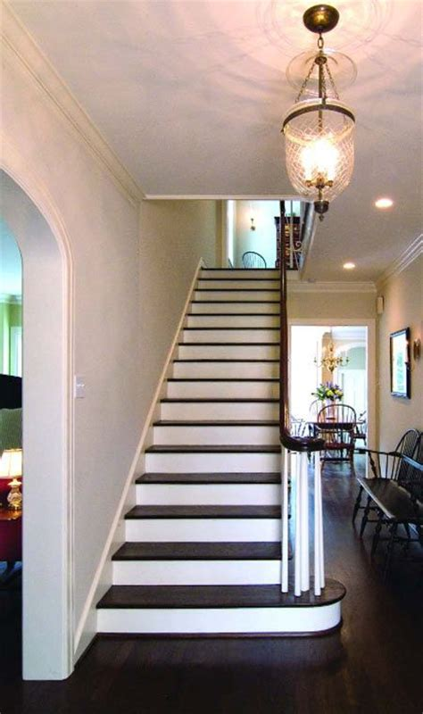 american style staircase