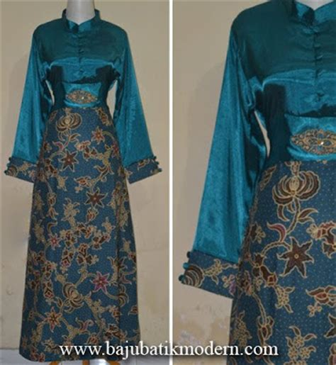 Baju Batik Batik Ayusari Gamis Batik Sogan 2 batik gamis remaja modern at 4shared batik gamis