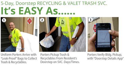 valet trash accelerated waste - Valet Living Trash