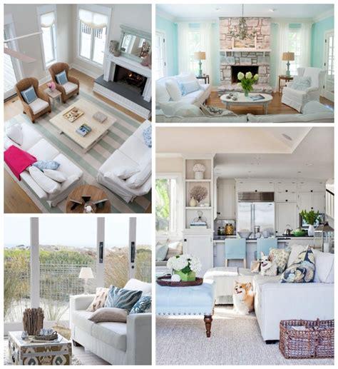 coastal chic living rooms coastal inspired living room beautiful modern home
