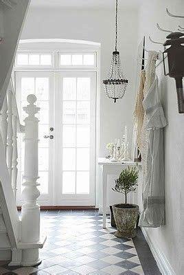 banister hooks black and white floor painted banister pendant light glass doors hooks plant