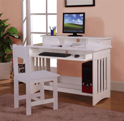 white student desk with hutch white student desk with hutch and chair best home design