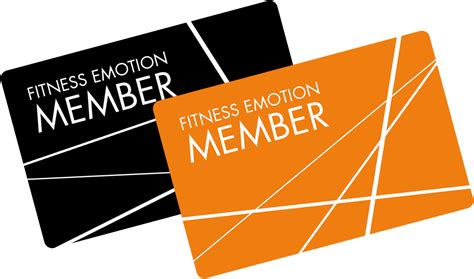 Gym Membership Gift Card - fitness emotion member card ausgetrock net