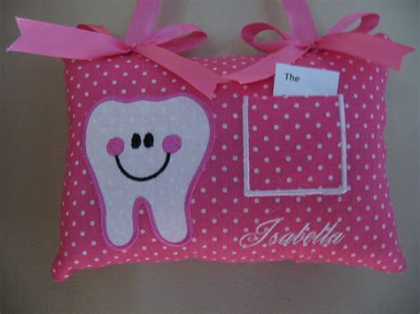 Personalised Tooth Pillow by Unavailable Listing On Etsy