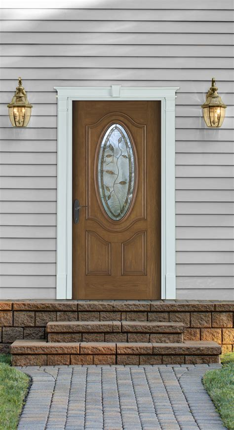 Exterior Door Surrounds Exterior Door Surround Project Detail Provia Signet Entry Door Door Surround Decorative Front