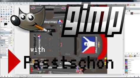 gimp tutorial iracing iracing paint scheme with gimp full tutorial youtube