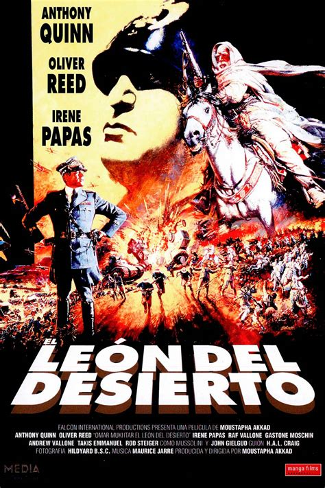 film lion du desert affiche du film le lion du d 233 sert affiche 1 sur 2 allocin 233