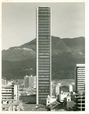 oficinas avianca barcelona bauzeitgeist torre avianca bogot 225 c 1968 re