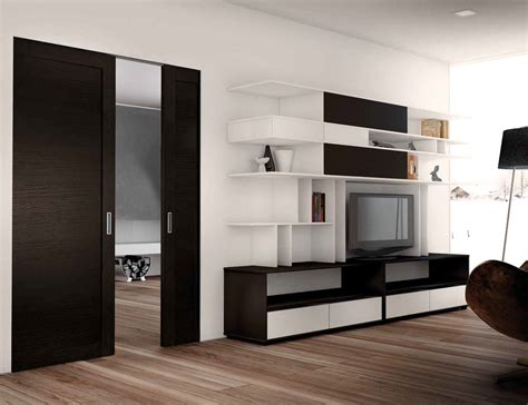Modern Pocket Doors Interior Interior Pocket Doors Interior Brown Wooden Pocket Door Artistic And Contemporary Wooden