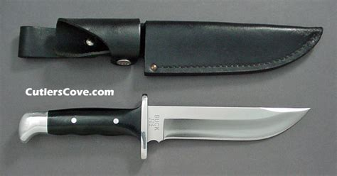 is the buck 119 tang i need recommendations on a tang bowie
