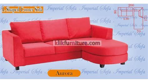 Sofa Minimalis Leter L Jual Sofa Letter L Minimalis Harga Promo