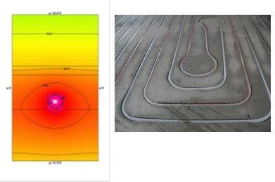 riscaldamento a pavimento salute pavimento radiante innovativo per la basilica della salute