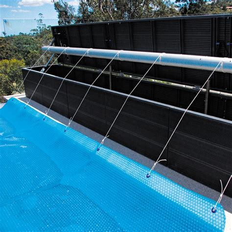 automatic reel system  swimming pools