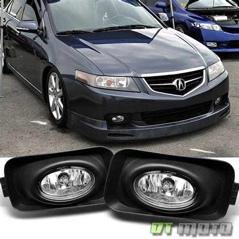 2004 2005 acura tsx bumper fog lights ls switch wiring