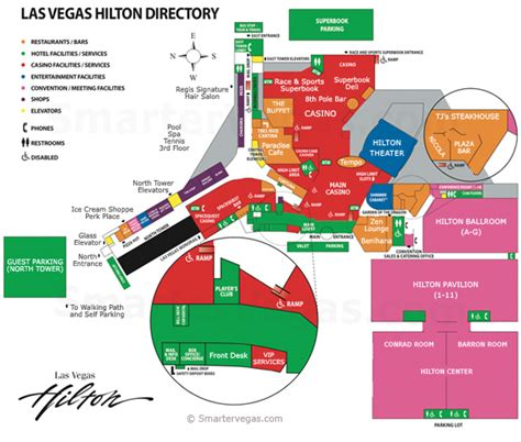 las vegas casino floor plans hilton hotel casino property map floor plans las vegas