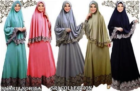 Terlariss Syari Bergo Elsa Mayra Tosca Limited rumah savana nobita syari by sri collection