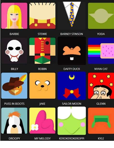 icon pop quiz answers character level