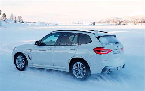 2020 Bmw X3 Hybrid by 2020 Bmw Ix3 And X3 Phev Spied Cold Weather Testing