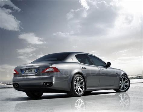 Maserati Quattroporte Photos And Specs Photo Maserati