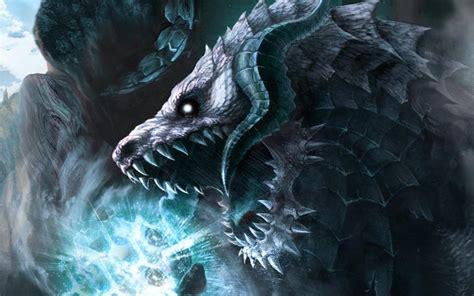 dragon s dragonsfaerieselves theunseen ice dragons legend myth