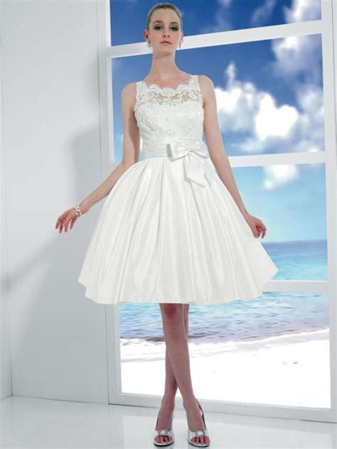 Hochzeitskleider Knielang Schlicht by Wedding Dresses Wedding Dresses