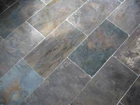 grey slate tile some color but not too much for master